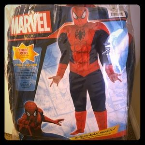 Spider-Man Costume Adult Size